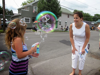 Stefanik Bubbling as She Meets Ogdensburg Residents