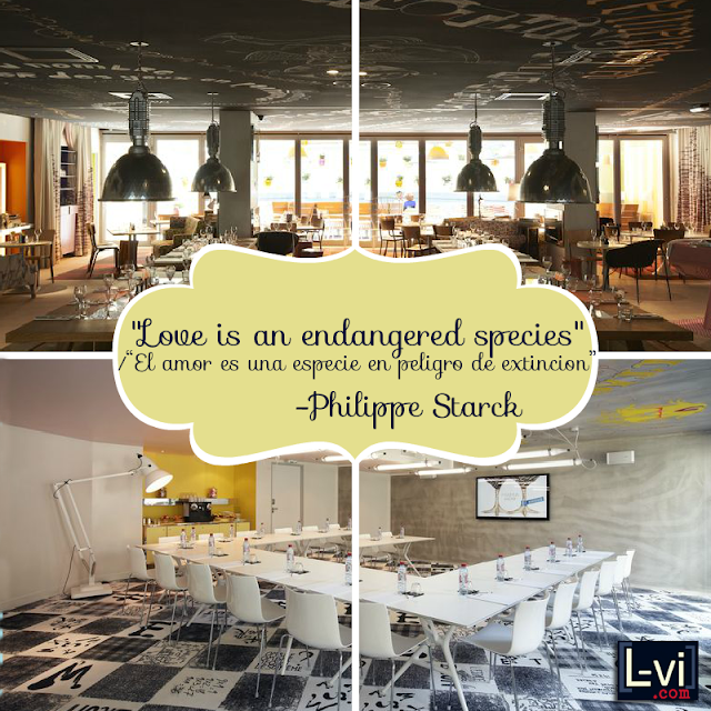 Philippe Starck quote + Mama Shelter in Marseille