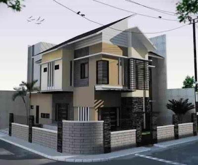 Desain Eksterior Rumah Minimalis Terbaru