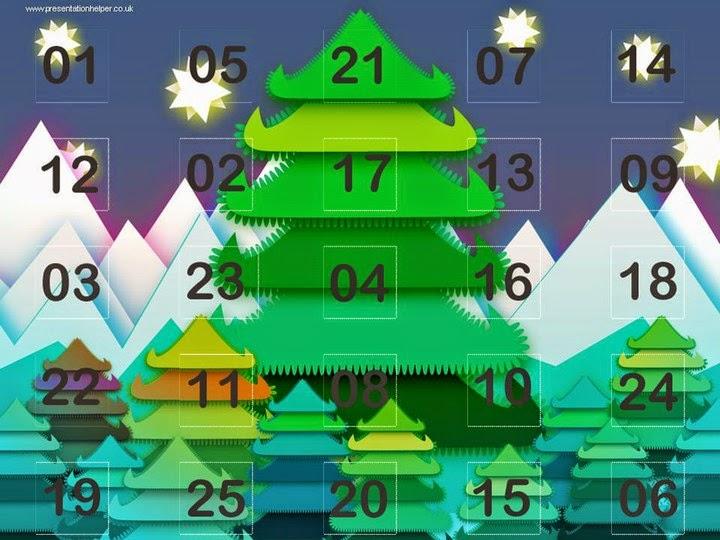 http://www.presentationmagazine.com/online-advent-calendar.php
