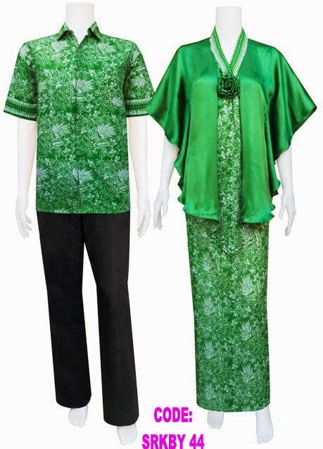 Foto Model Baju Kebaya Satin