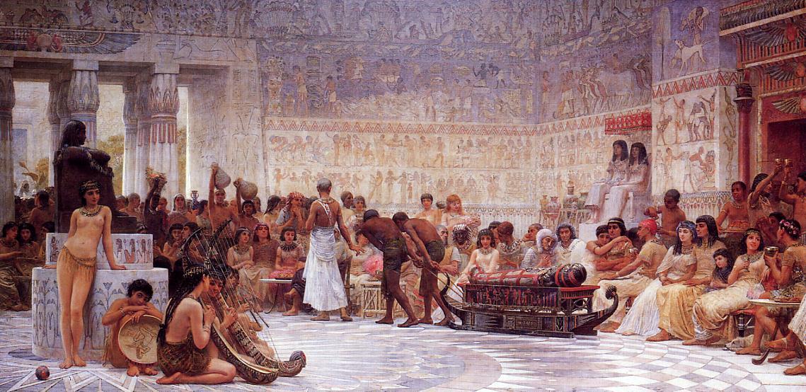 Victorian British Painting Edwin Longsden Long
