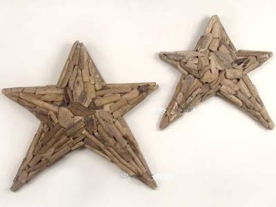 driftwood stars