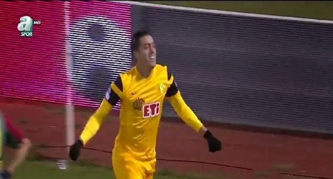 Funes Mori anotó su noveno gol en Turquía