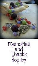 Memories & Thanks Blog Hop JAN 2013