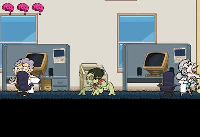 インディーズゲーム アクション・アーケードゲーム部門 ノミネート  Three Dead Zed