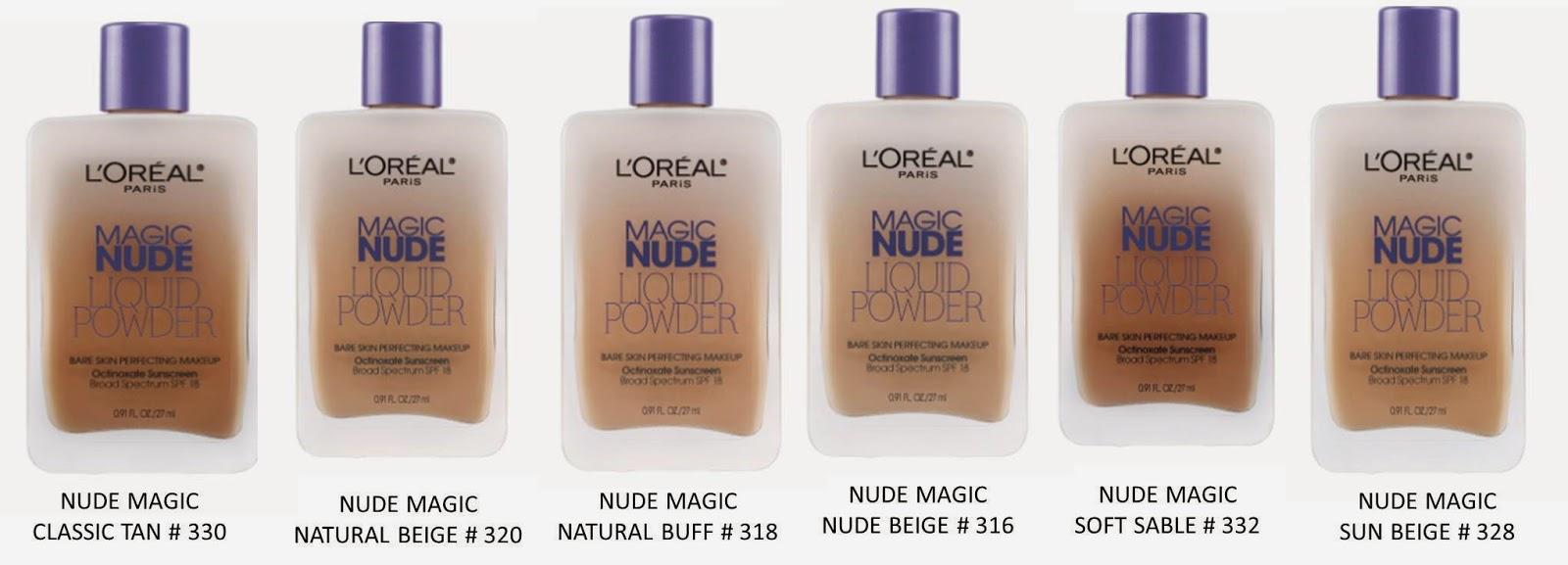Lore nude magic nude beige fucked image