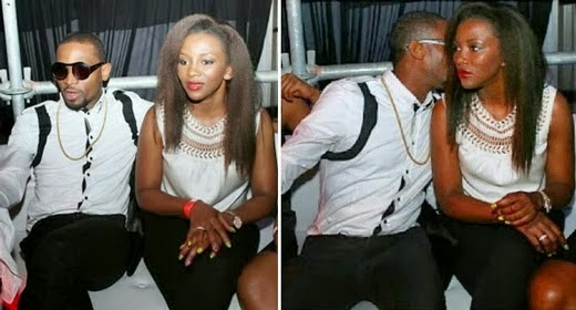 genevieve nnaji and dbanj