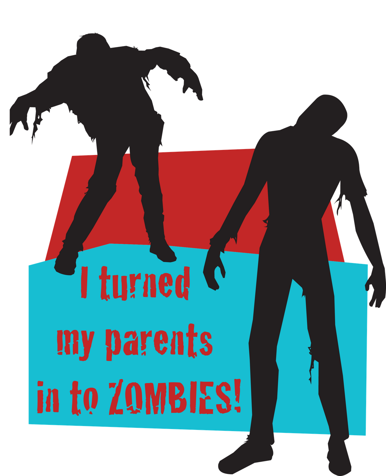 ... for zombie ...