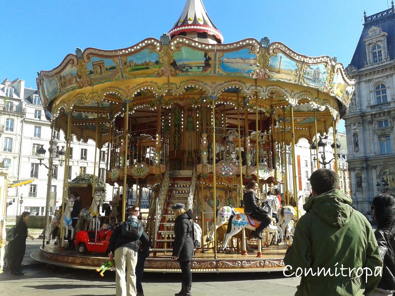 París con niños