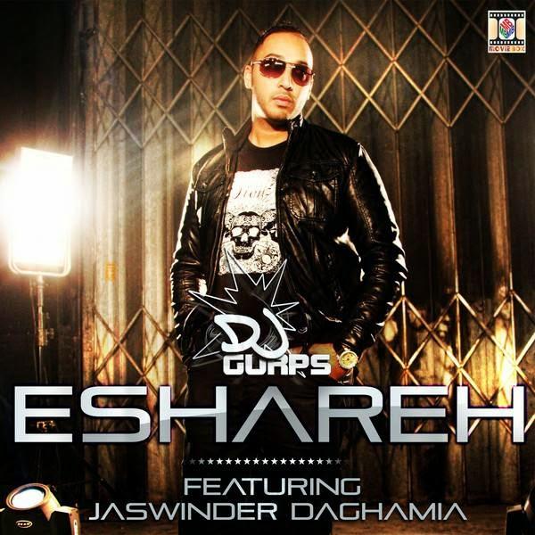 Eshareh,Jaswinder Daghamia,Lyrics,DJ Gurps
