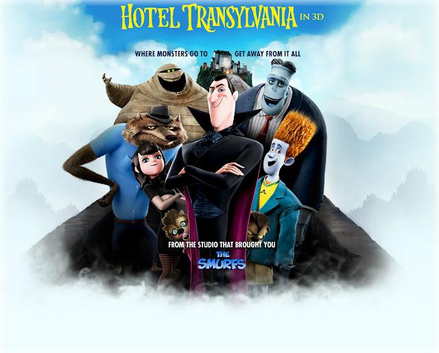 La película Hotel Transylvania