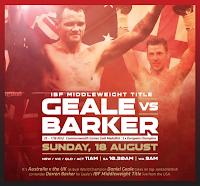Geale vs Barker