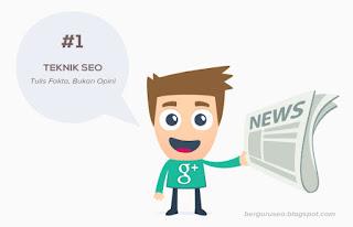 Ilmuwan atau lebih tepatnya Insinyur Google baru Teknik SEO On-Page Terbaru 2015 dari Ilmuwan Google