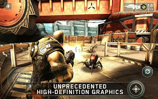 Shadow Gun HD Full Version Android Games Free Download