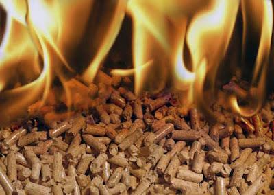 pellets Generación de energía partir de desechos