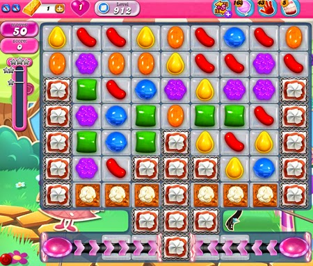 Candy Crush Saga 912