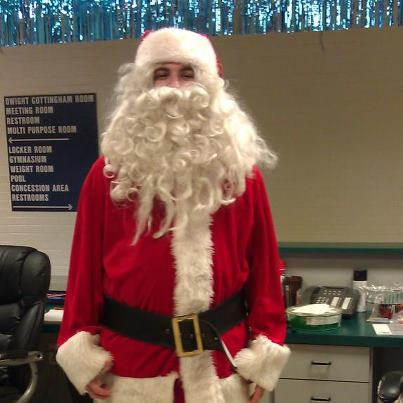 Bad Sad Santa