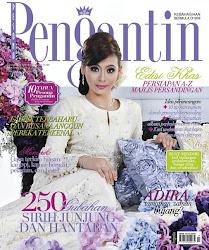 IZbridal&beauty Dalam Majalah Pengantin Edisi Mac 2011