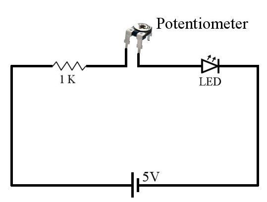 led potentiometer wiring diagram  led  free engine image