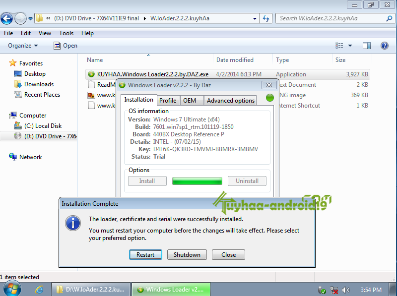 Windows 7 Lite 64 bit