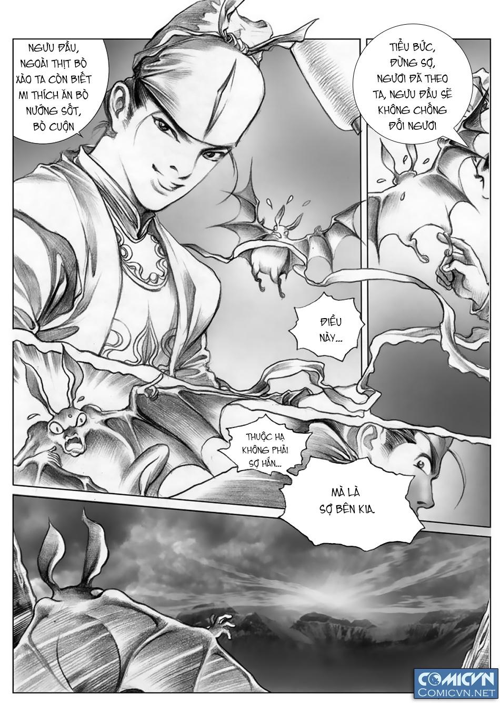 Chung Quỳ Truyền Kỳ Chapter 6 - Hamtruyen.vn