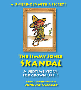 THE JIMMY JONES SKANDAL. The Five-Year-Old with a Forty-Year-old Mistress