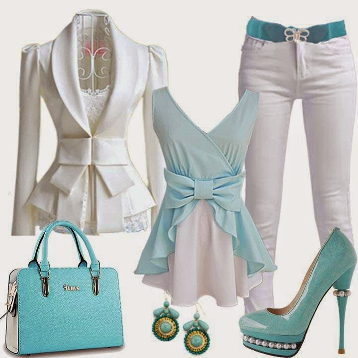 Gorgious Outfit For Working Womens