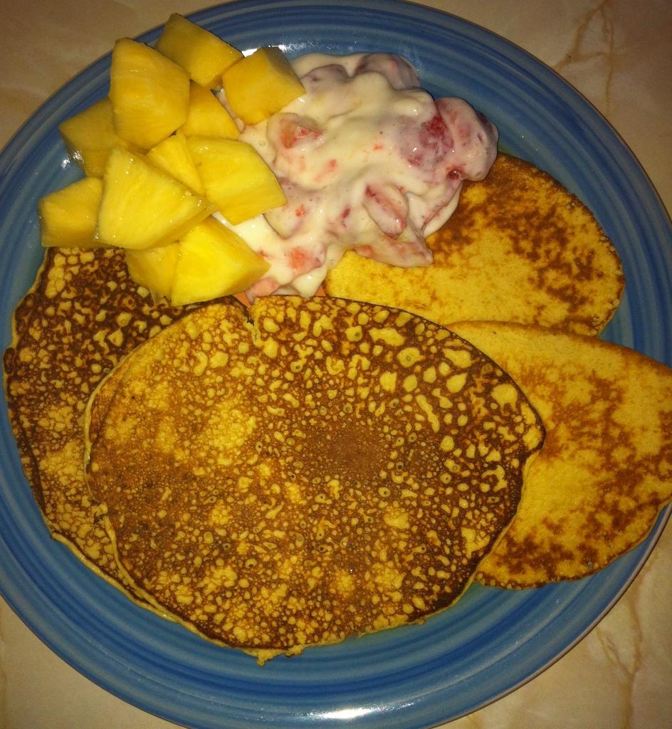 Slimming World Saturday - Magic pancakes recipe | Lovely ...