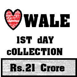 Dilwale 1st Day Collection