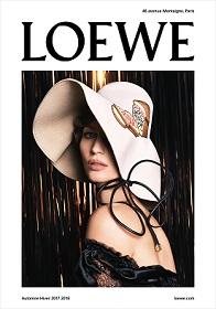 LOEWE AW2017 AD CAMPAIGN