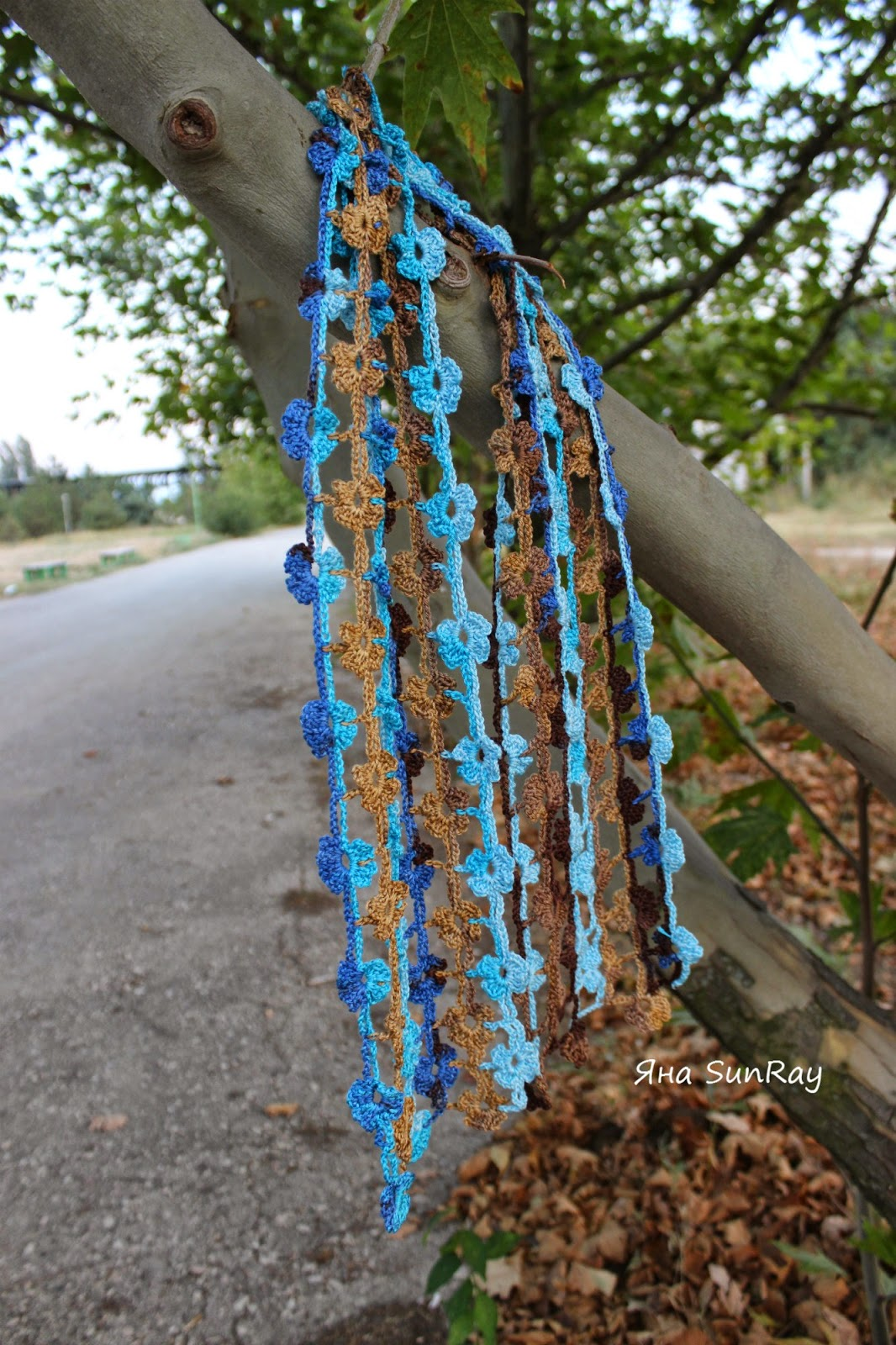 шарфик, оригинальный шарфик,  красивый шарфик, купить шарфик, вязание на заказ, вязание на заказ по Украине, платок-бактус, шаль спицами, легкий шарф, ажурный шарф, настроение своими руками