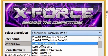 corel x6 keygen download free