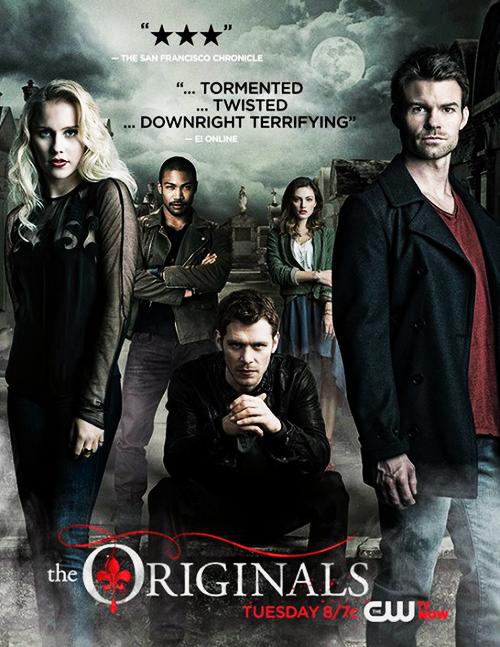 Ma Cà Rồng Nguyên Thủy Phần 2 - The Originals SeaSon 2