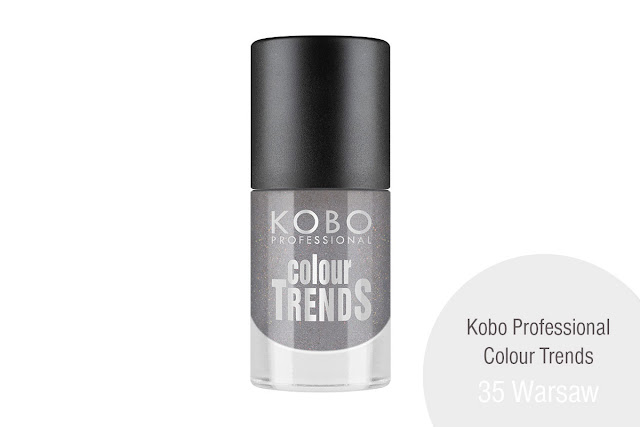 KOBO PROFESSIONAL COLOUR TRENDS NAIL POLISH 35 Warsaw