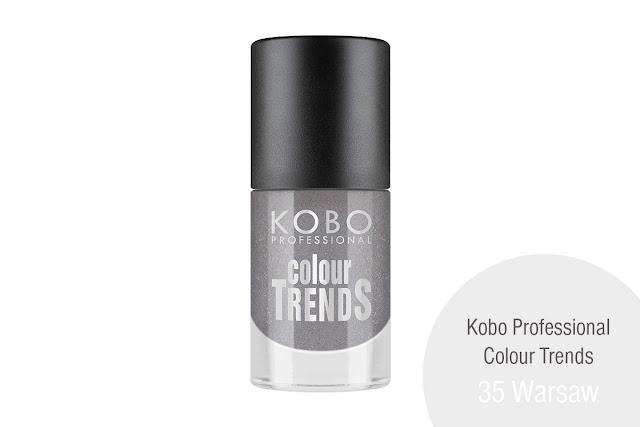 KOBO PROFESSIONAL COLOUR TRENDS NAIL POLISH 35 Warsaw