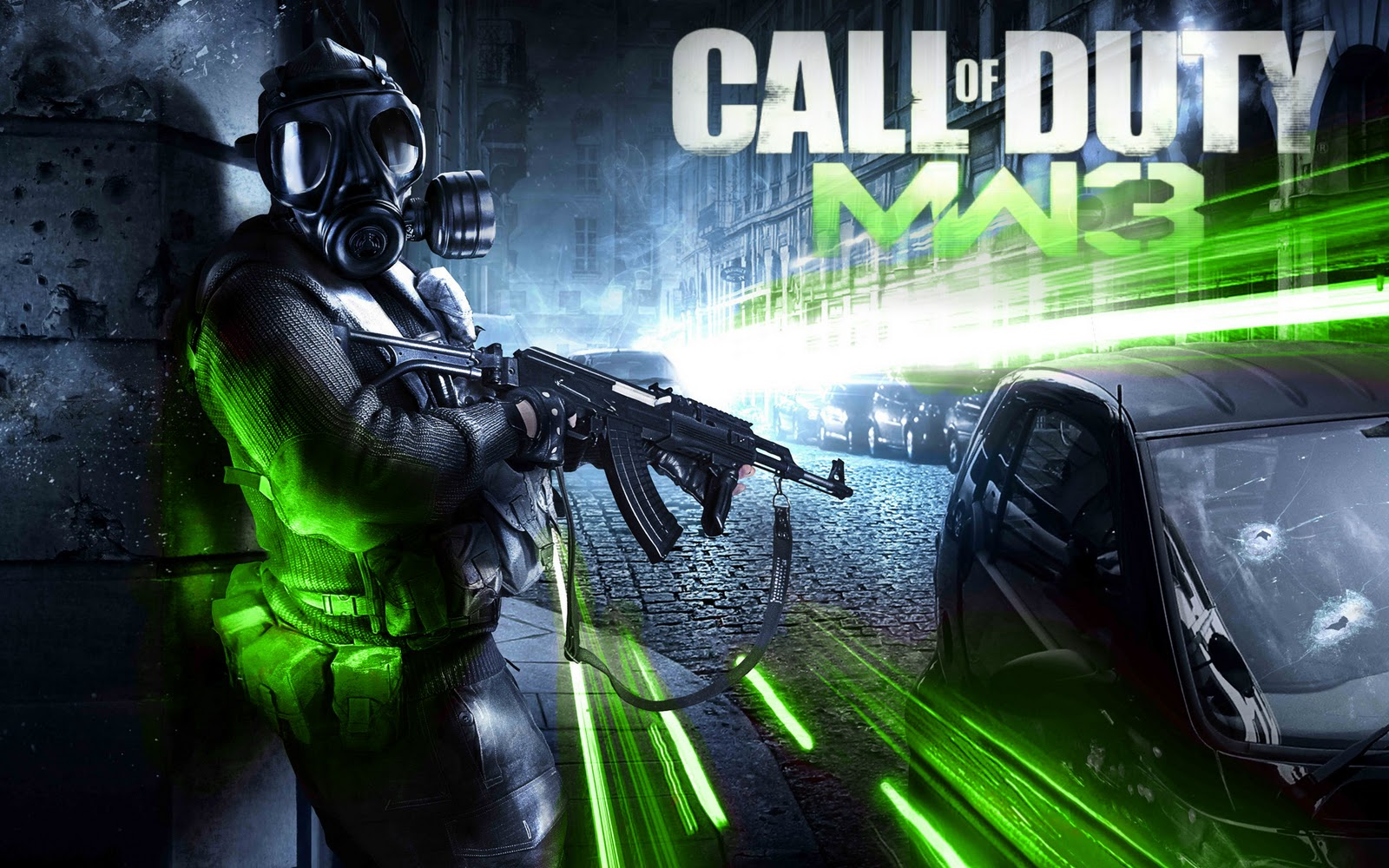 Call of Duty Modern Warfare 3 Wallpaper Télécharger - modern warfare 3 paris wallpapers