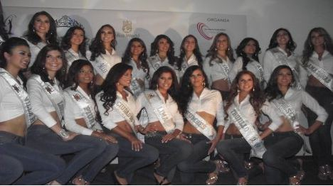 The final of Miss Peru 2011 will be held on 25th Jun 2011