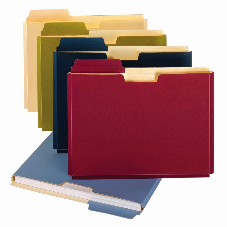 Designed presentation folders for Best document folder