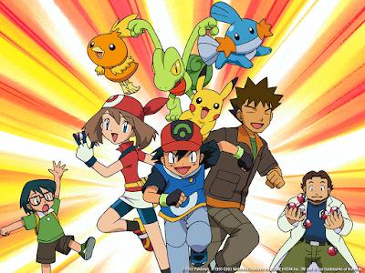 TAG: I Love Animes!  Pokemon