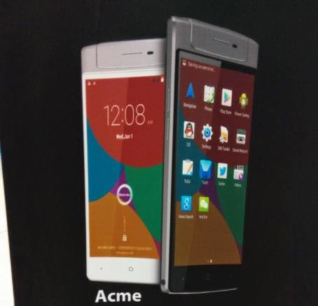 Blackview Acme, Octa Core Phablet with 18MP Rotating Camera