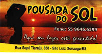 boate pousada do sol