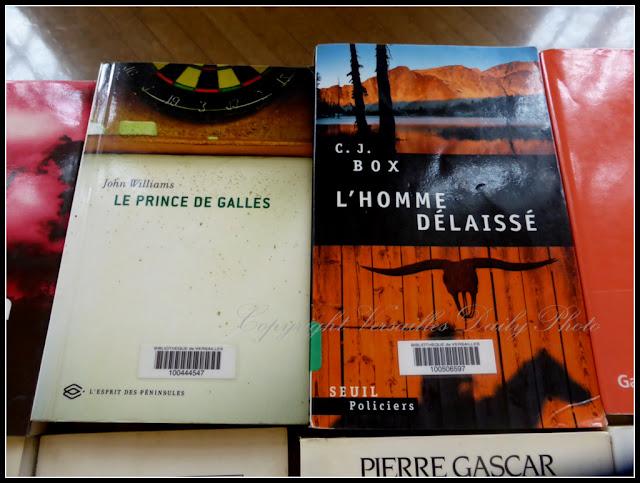 Désherbage des ouvrages Versailles 2015 C.J. Box