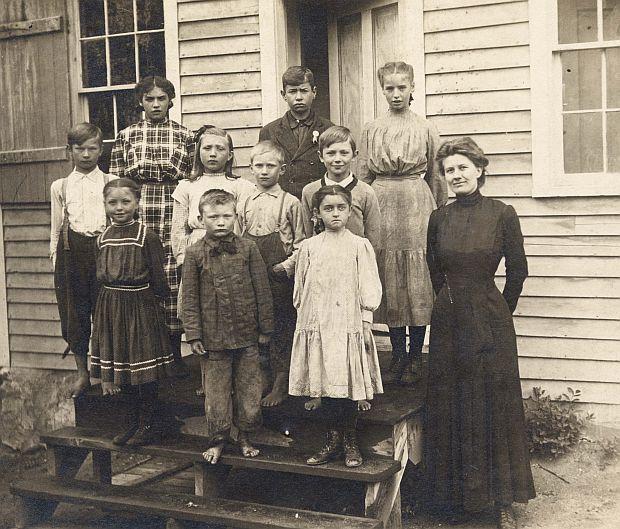 Corning One Room School House
