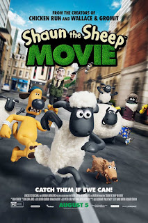 shaun the sheep: In City (2015) Alimation Movie HD