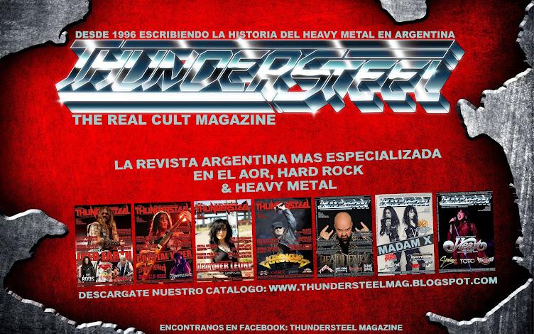 Thundersteel Magazine!