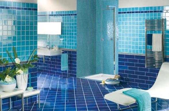 Azulejos Baño Verde Agua ~ Dikidu.com