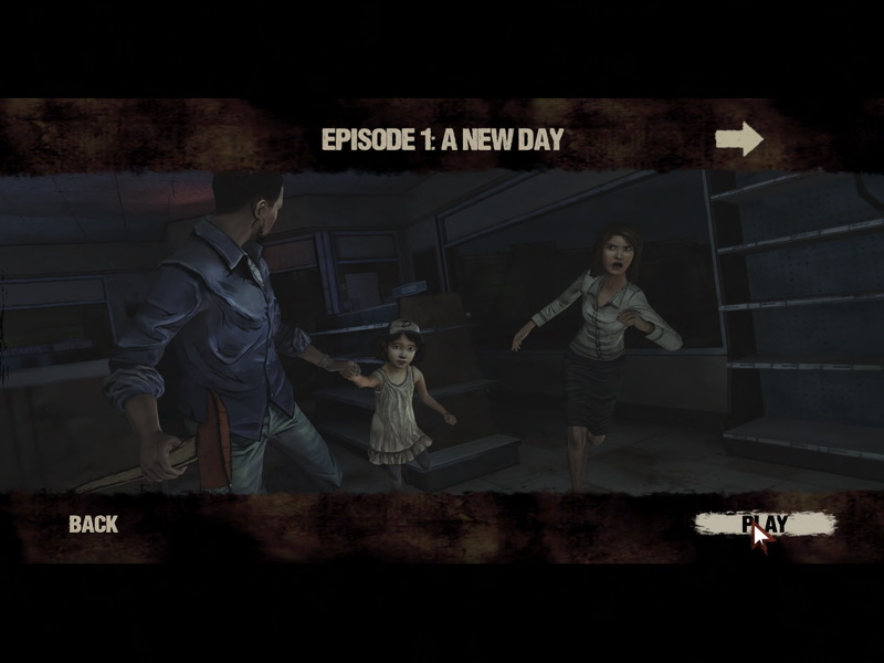 Baixar The Walking Dead Episodes 1 2 3 4 5 NoSteam - PC Full Game