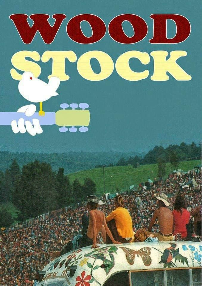 a history of the woodstock festival in american rock and roll music Instrumentalist in the history of rock music  the woodstock festival in 1969 and the isle of wight  by american rock and roll and.