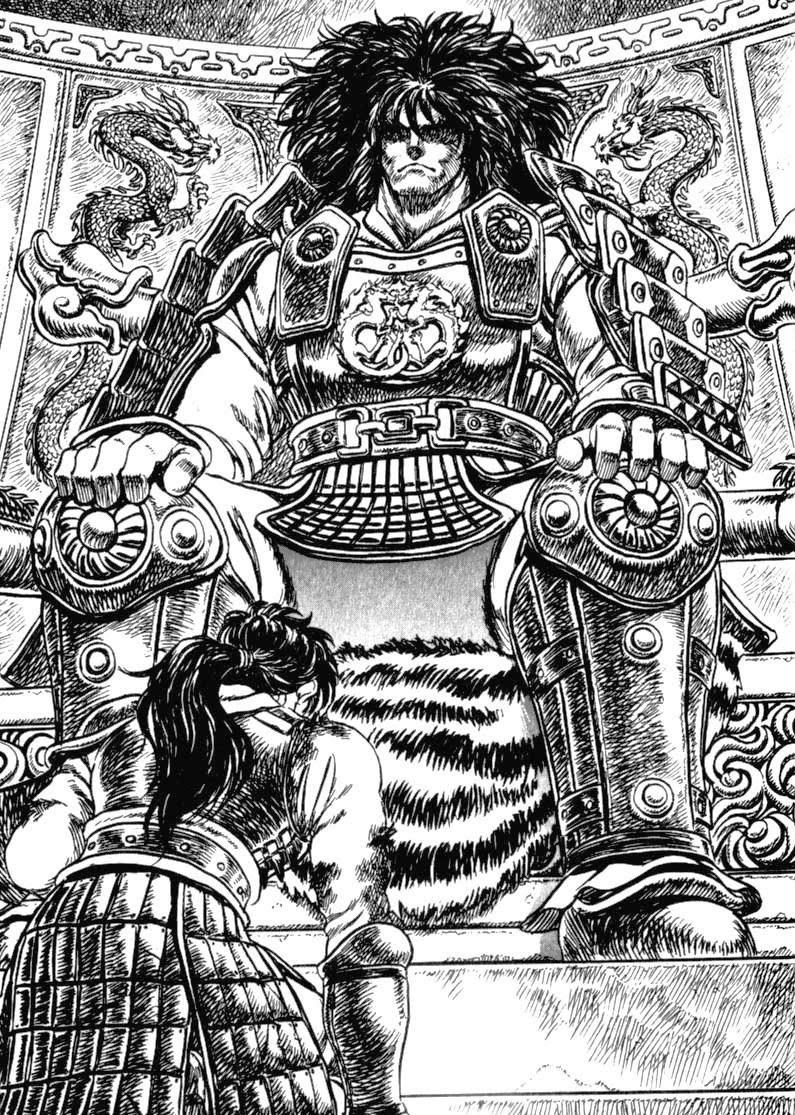 Il vero Gengis Khan in tutta la sua possenza